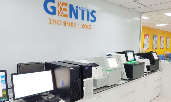 Phòng xét nghiệm Gentis
