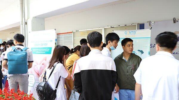 hội nghị di truyền y học Việt Nam - Bắc Mỹ lần 2