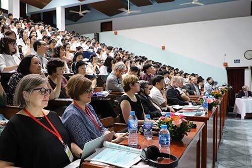 GENTIS – Một trong những nhà tài trợ hội nghị di truyền y học Việt Nam – Bắc Mỹ lần 2