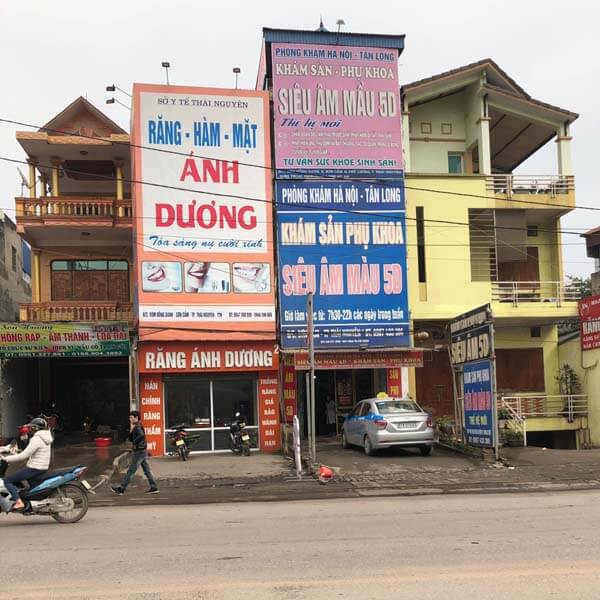 Phòng khám Hà Nội - Tân Long