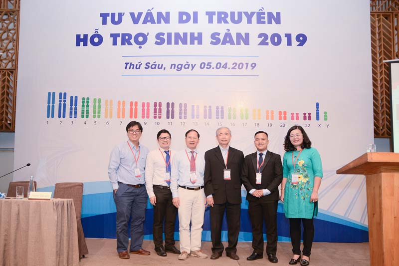 hội nghị tư vấn di truyền